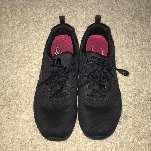 skechers non slip work shoes womens canada